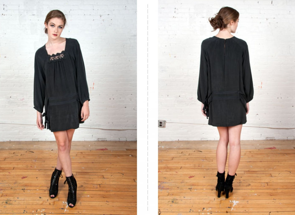 Emily Muller Fall 2011 Collections